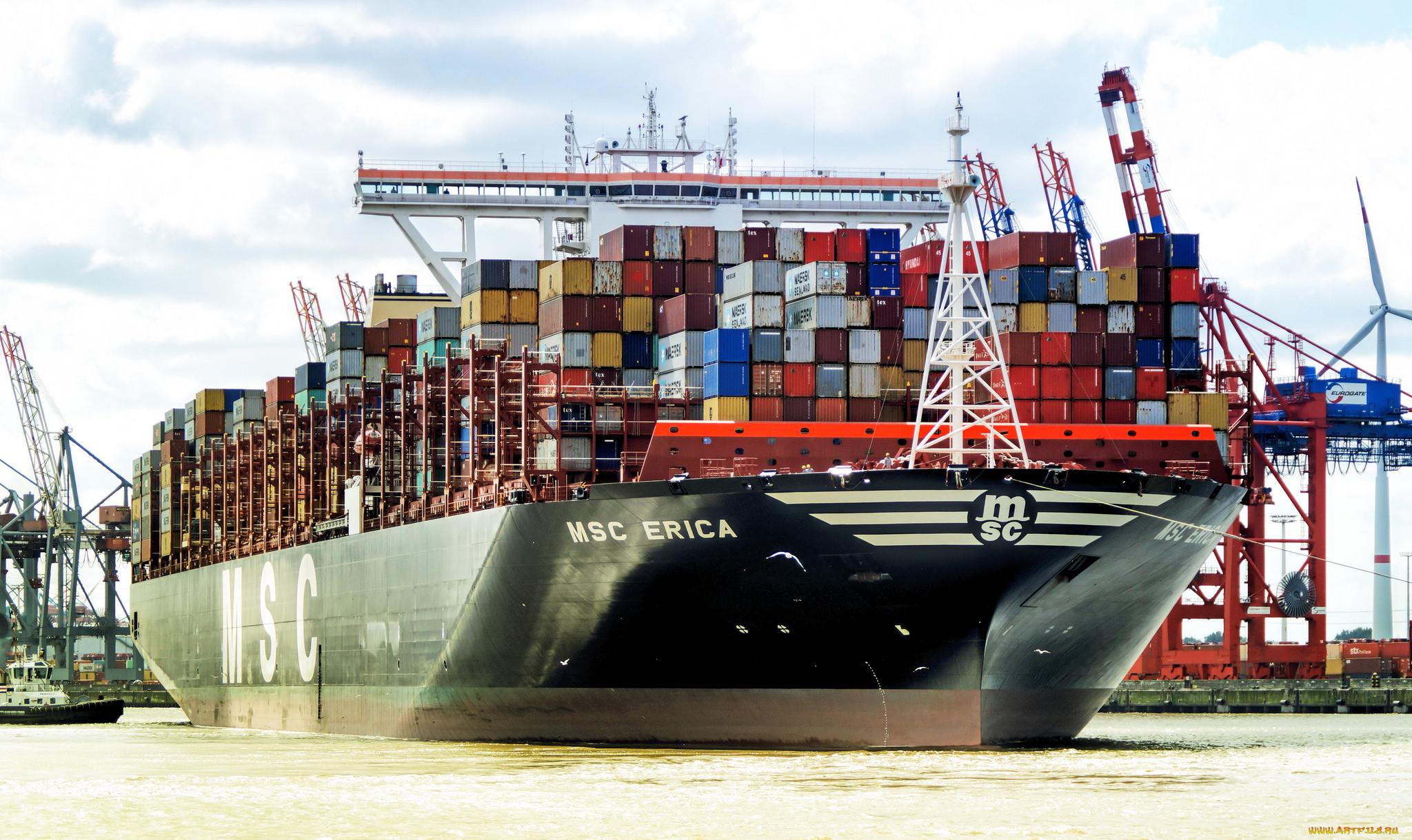 этой фото обои рабочего стола контейнеровоз судно читатель сможет